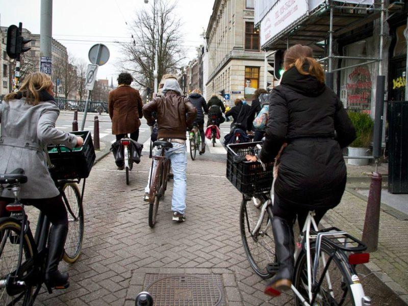 Bicycles Cities