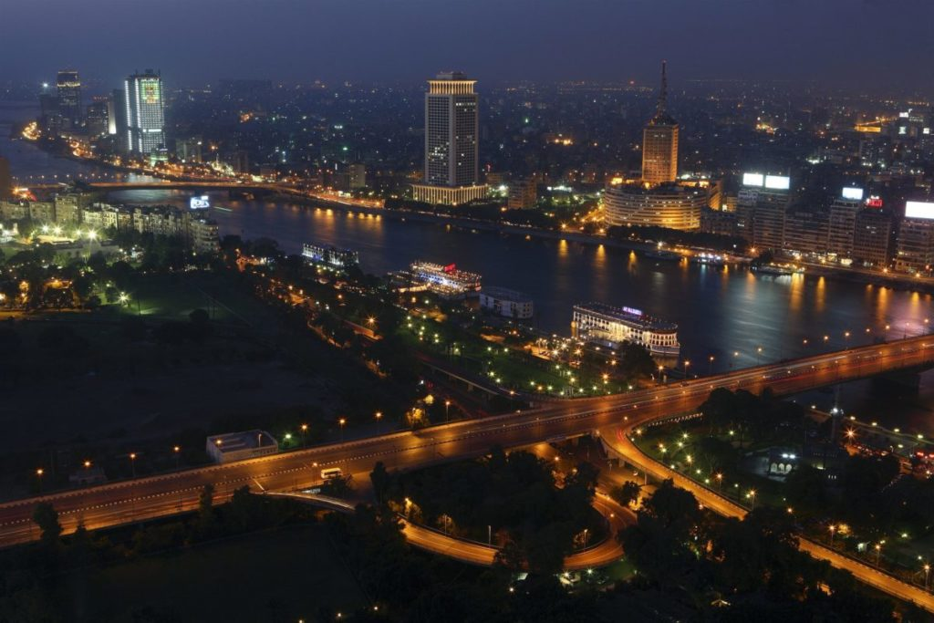 Cairo Egypt Top Never sleep Cities