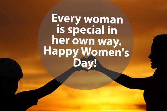 Happy Women's Day 2019