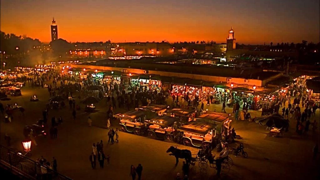 Marrakesh Top Never sleep Cities