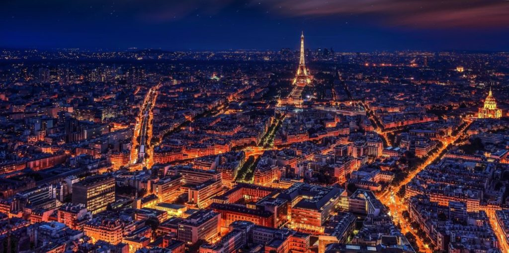 Paris France Top Never sleep Cities