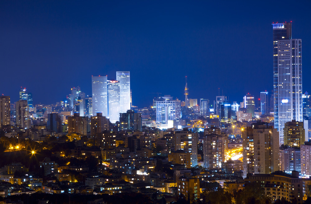 Tel Aviv Top Never sleep Cities