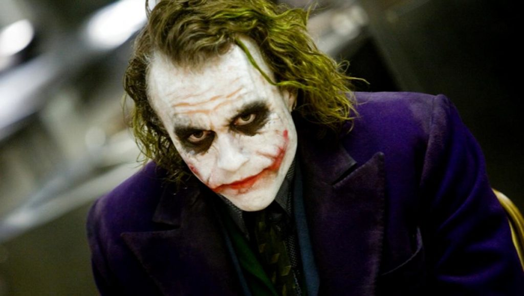 Heath Ledger (The Dark Knight)