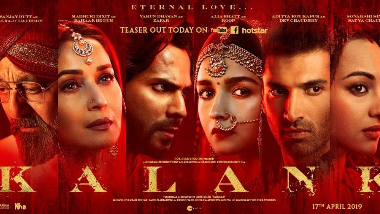 Kalank to Kabir Singh: 5 upcoming highly anticipated Bollywood Movies