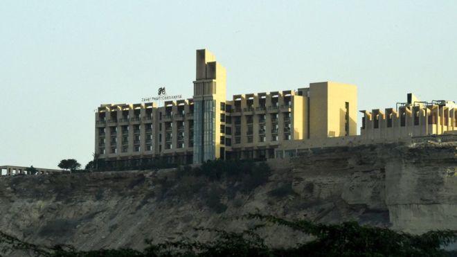 Pakistan Assault: Gunmen storm five-star Resort in Balochistan