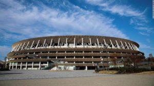 Olympics 2020: National stadium