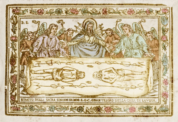 Shroud of Turin-GettyImages-577319317