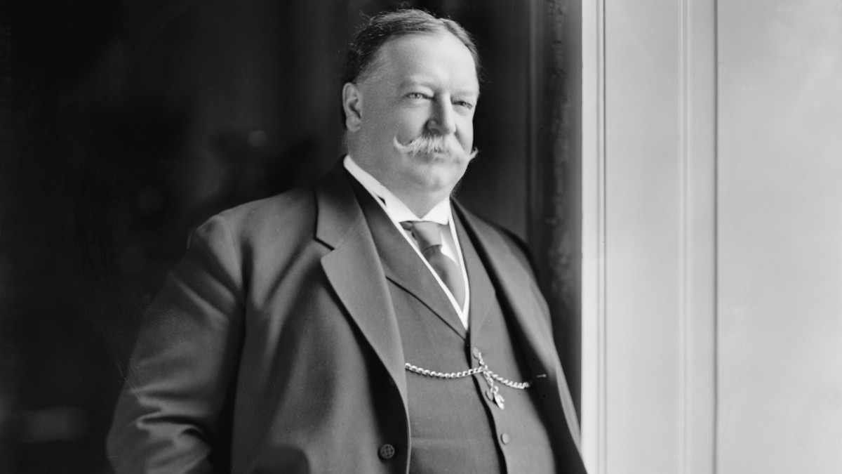 How National Income Tax Began Under President Taft