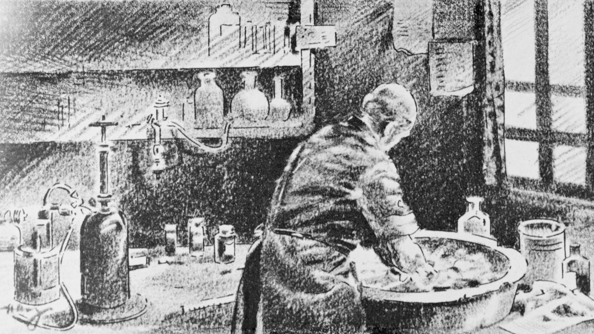 Hand Washing Stops Infections—But Doctors Didn't Realize it Until the Mid-19th Century