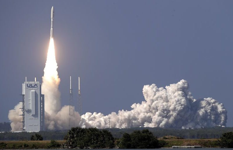 United States Space Force Launches Its First Mission