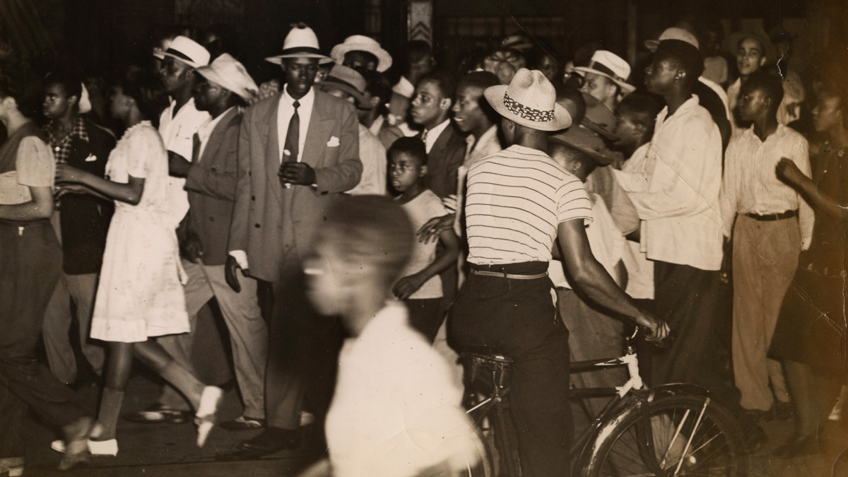 How the Police Shooting of a Black Soldier Triggered the 1943 Harlem Riots