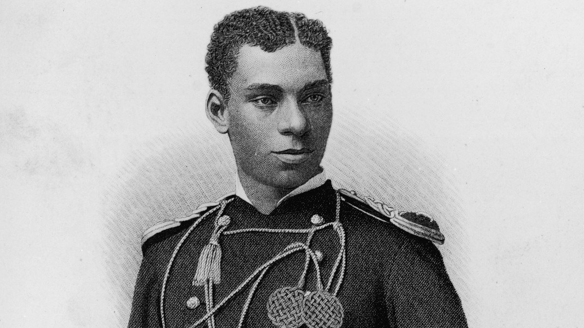 First African American graduate of West Point