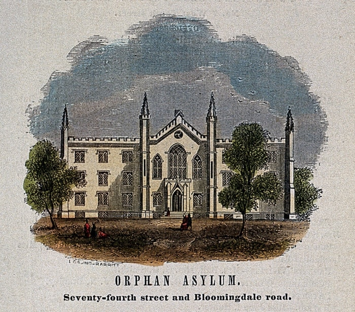 New York City Orphan Asylum Society