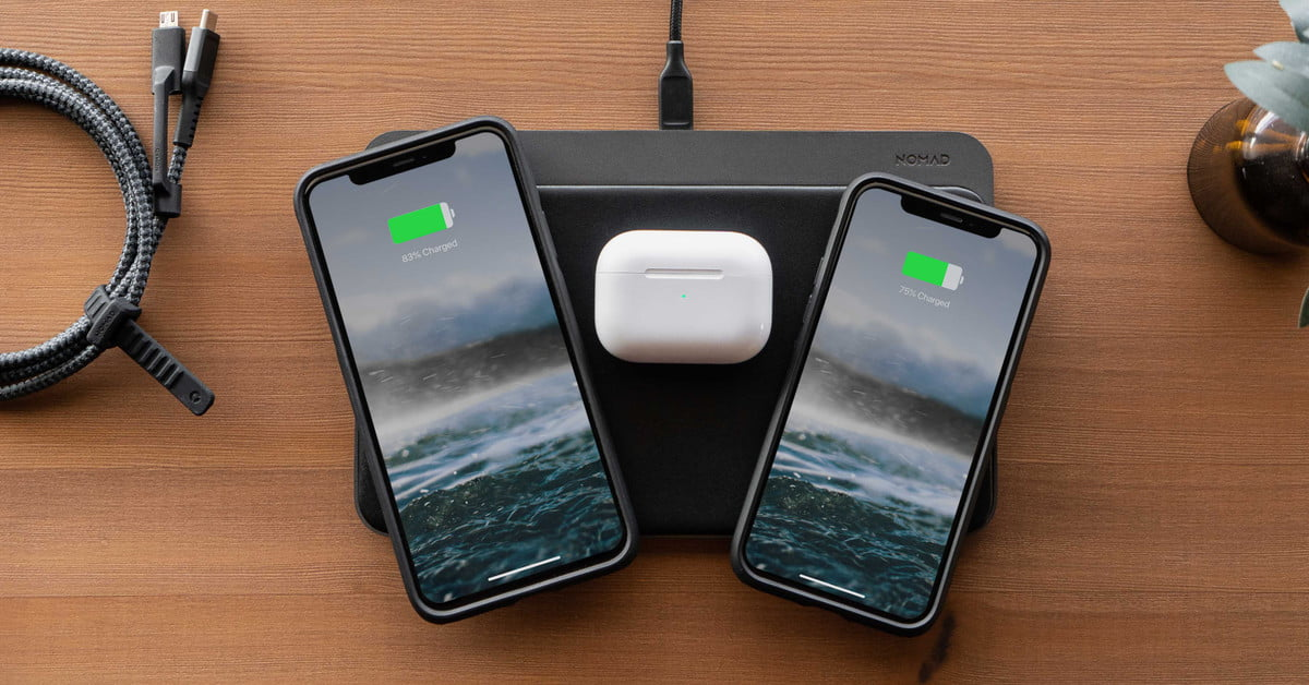 Nomad is making the AirPower charger Apple couldn't