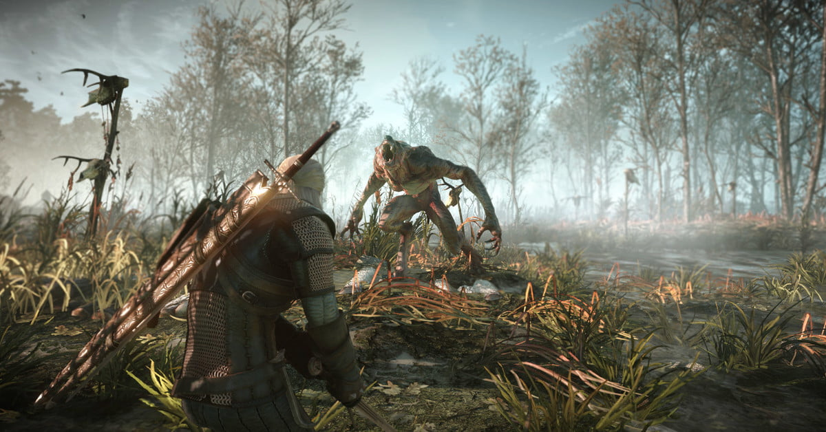 The Witcher is Getting a Mobile AR Monster Hunting Game