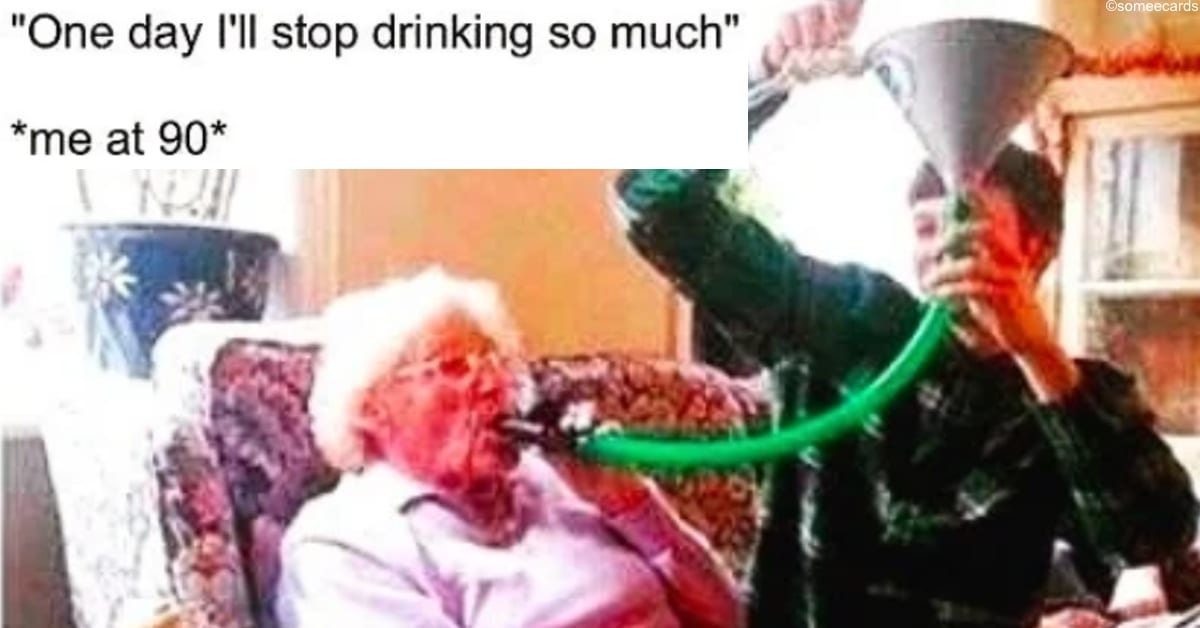 Big Fan of Booze? These 13 Memes Are Right up Your Liver!