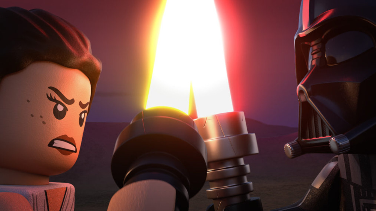 Lego Star Wars: which movies and series to watch on Disney +?  - Cinema News