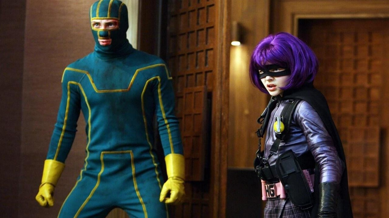 Kick-Ass on W9: the character of Chloë Grace Moretz deemed too vulgar by the studios ... but not by her parents!  - Cinema News