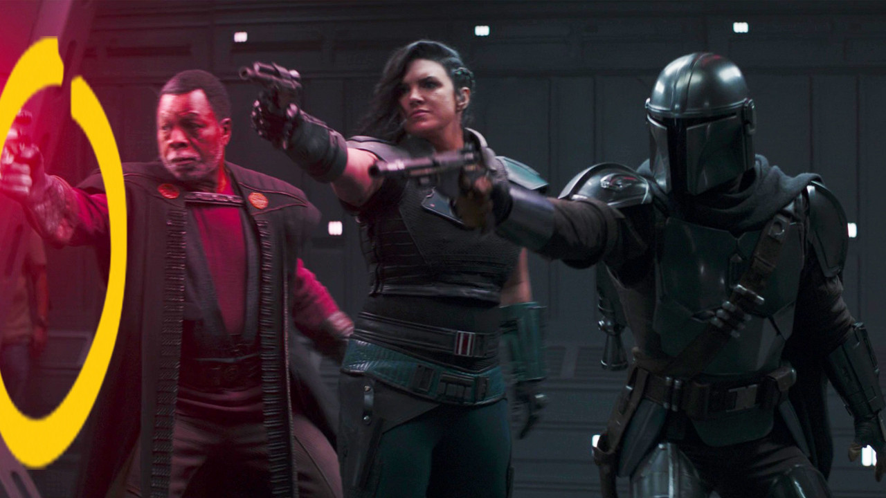 The Mandalorian season 2: a technician in jeans is hiding in episode 4!  - News Series on TV