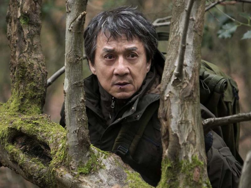 The Foreigner with Jackie Chan on TMC: this filming sowed panic in London