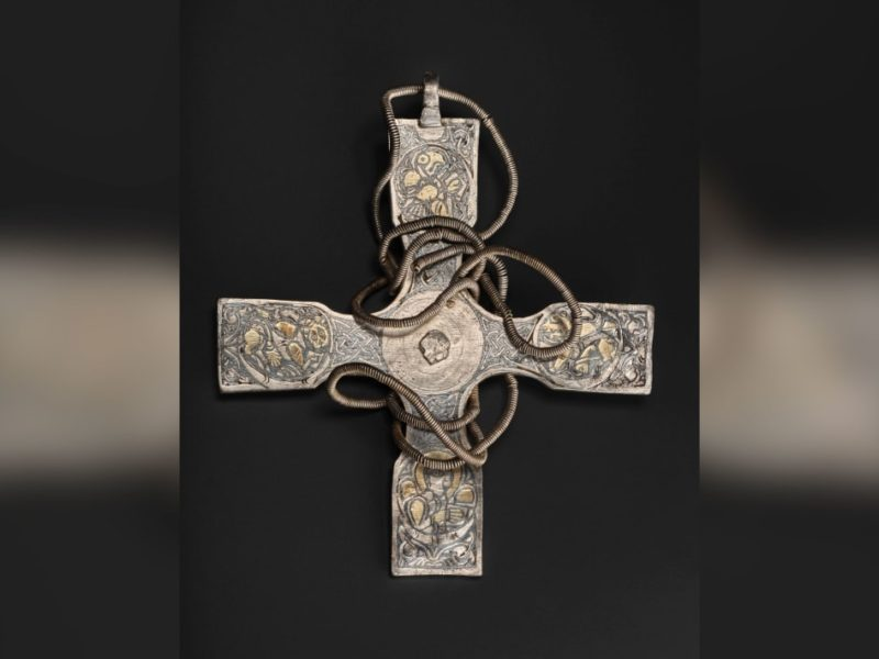 1,000-Year-Old Cross Buried in Scotland Thought to Have Belonged to a King