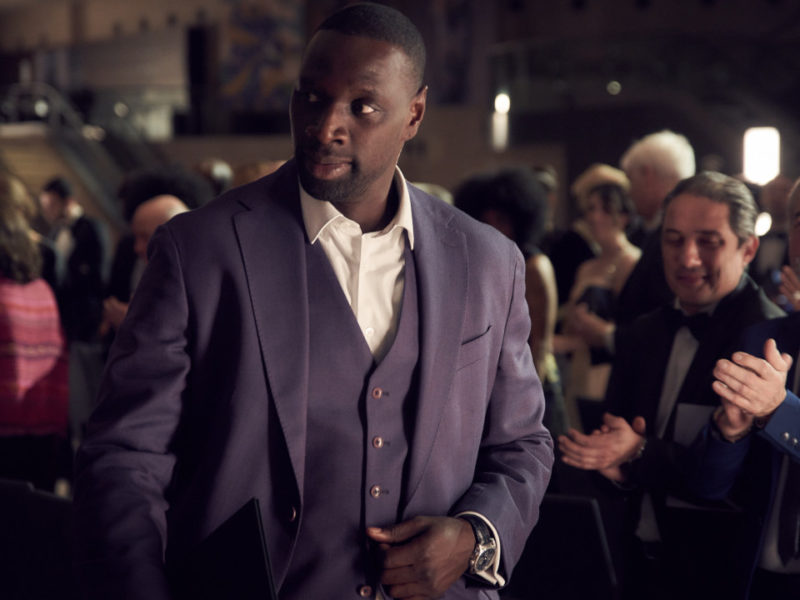 Lupine on Netflix: what does the press think of Arsène Lupine's rereading with Omar Sy?  - News Series on TV