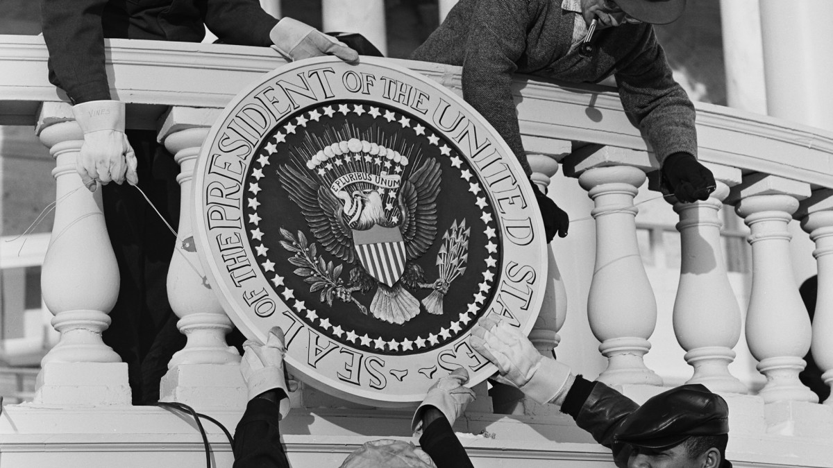 Photos: Presidential Inaugurations Through History