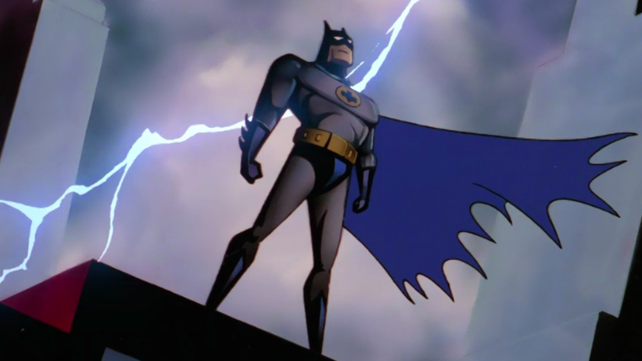 Batman: a sequel to the cult 1992 animated series?  - News Series