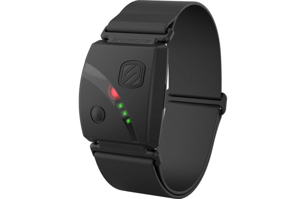 Scosche Rhythm 24 heart rate monitor chest strap
