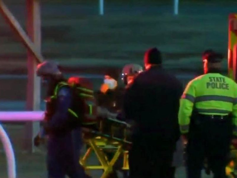 7-year-old flown to Boston hospital after 35-foot fall from ski lift