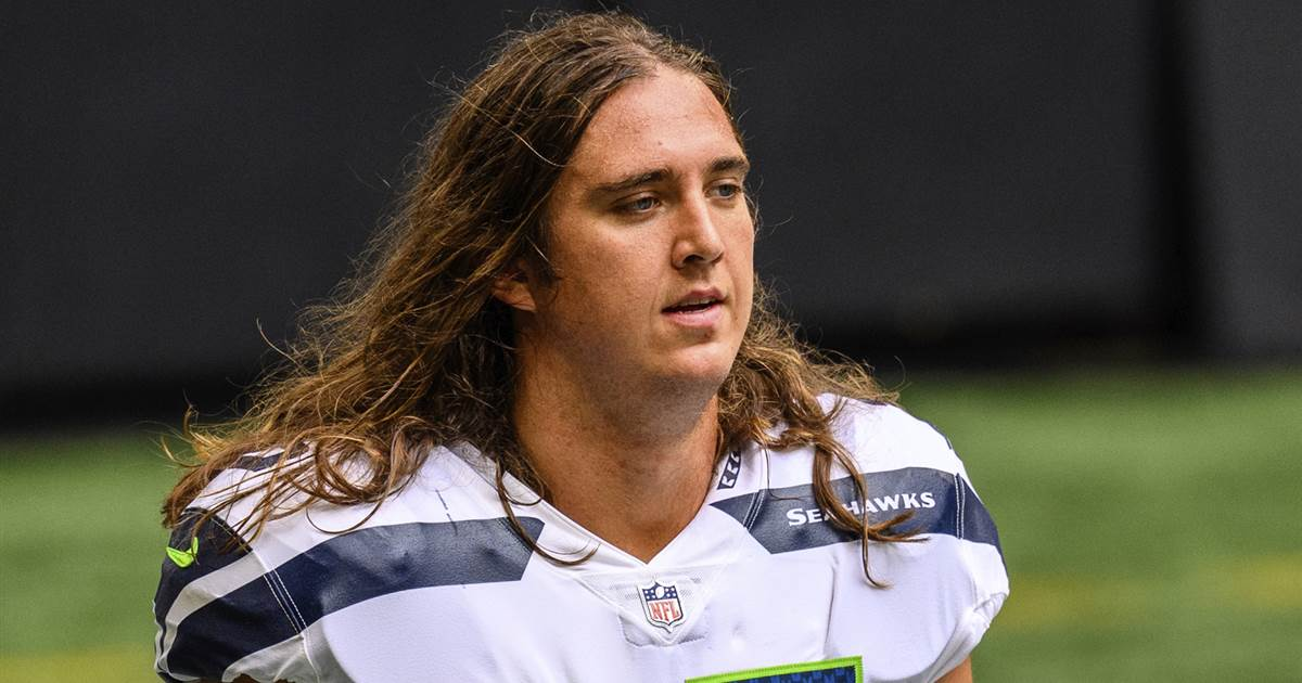 Seattle Seahawks release Chad Wheeler after arrest on suspicion of domestic violence