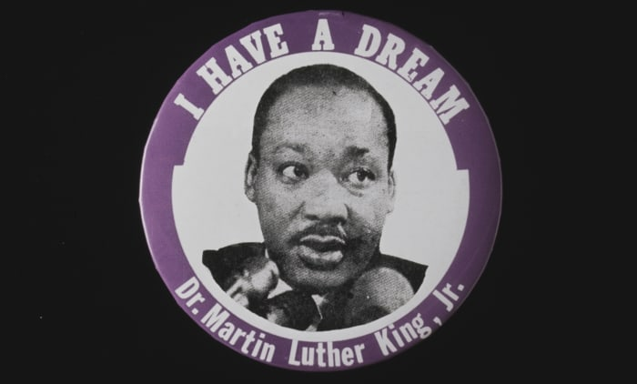 Martin Luther King, Jr., I Have a Dream speech