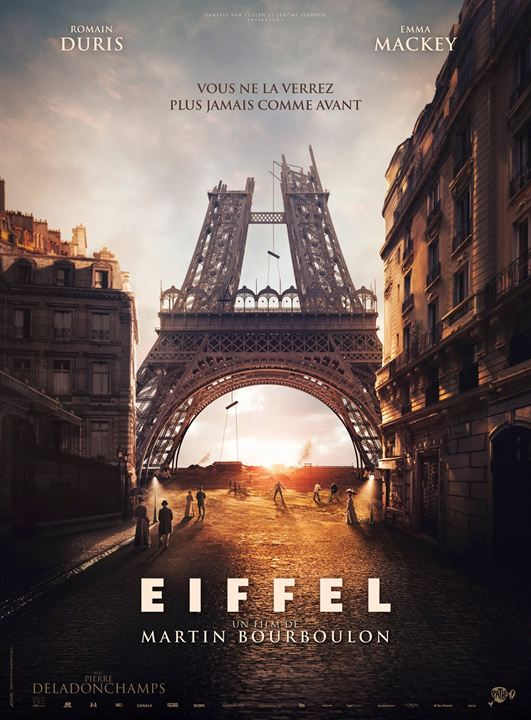 Eiffel: the teaser poster unveiled