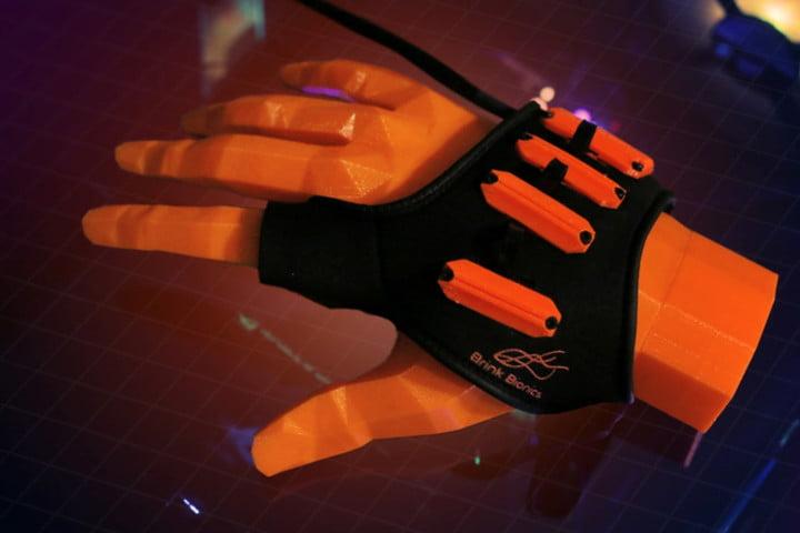 Brink Bionics device
