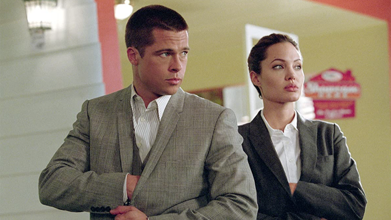 Mr. & Mrs.  Smith: the stars who almost played the roles of Brad Pitt and Angelina Jolie