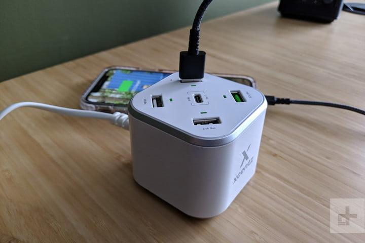 Xcentz USB Charging Station
