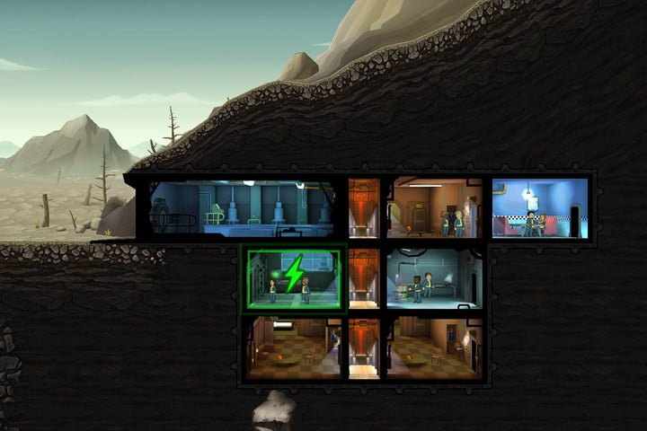 Fallout Shelter Chromebook