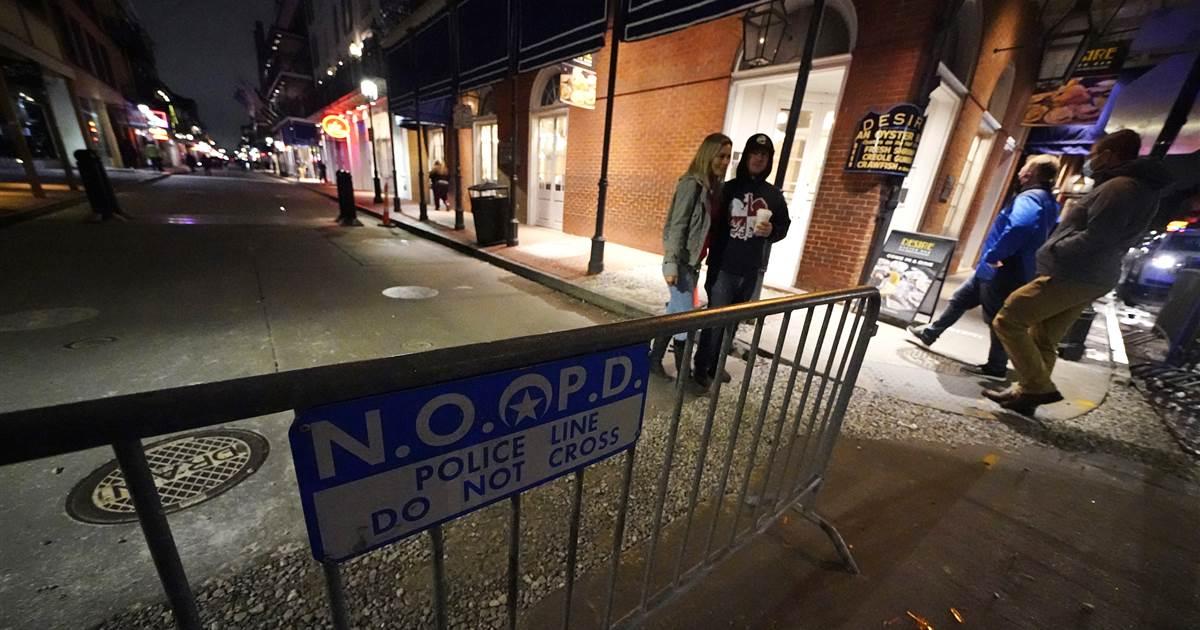 New Orleans businesses brace for Mardi Gras shutdown