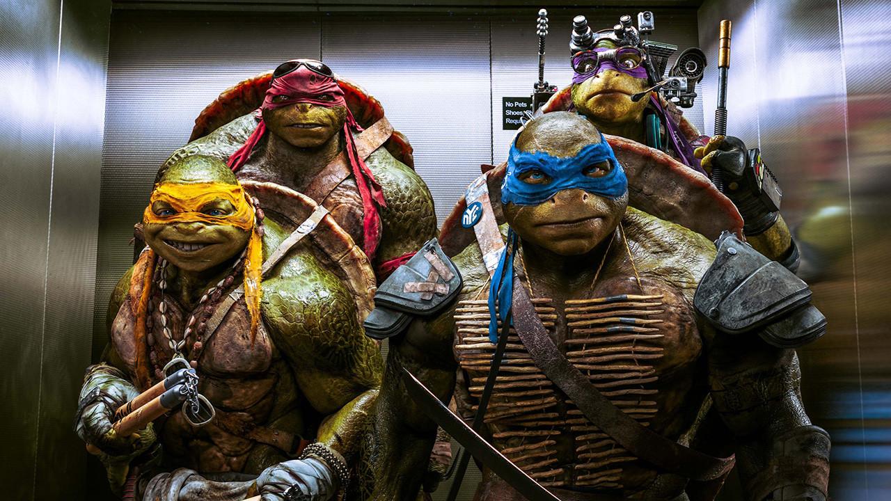 Ninja Turtles 2 on C8: how Krang, the big bad was designed