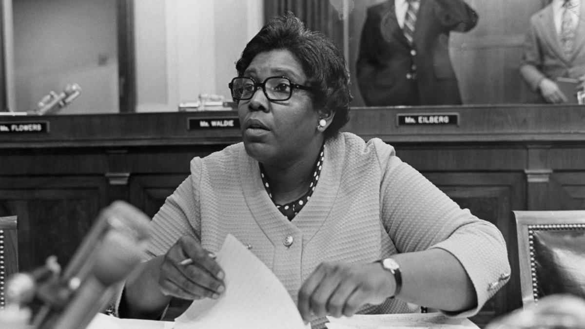 How Barbara Jordan's 1974 Speech Marked a Turning Point in the Watergate Scandal