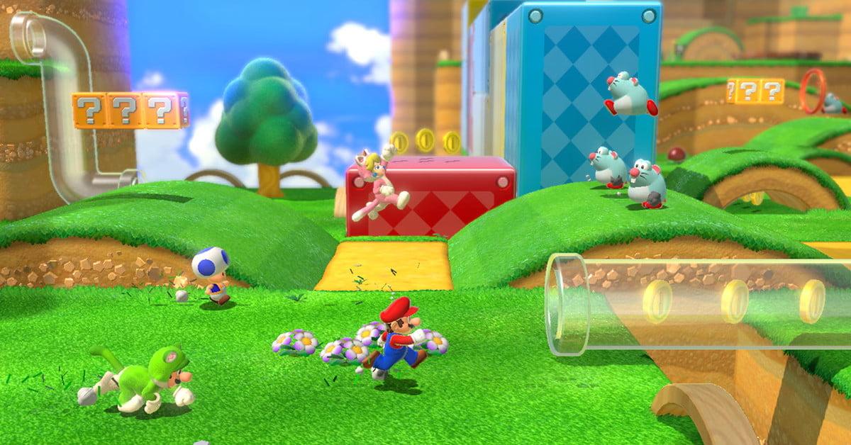 Super Mario 3D World: All Secret Exits and Warp Zones