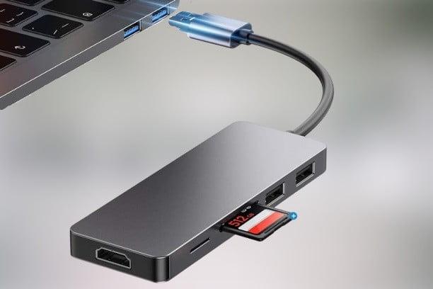 Mokai Start USB 3 HDMI Adapter