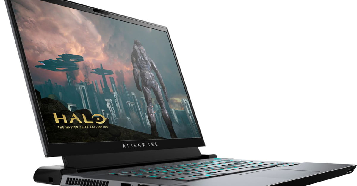 Get $650 off an Alienware Gaming Laptop at Dell, Today Only!