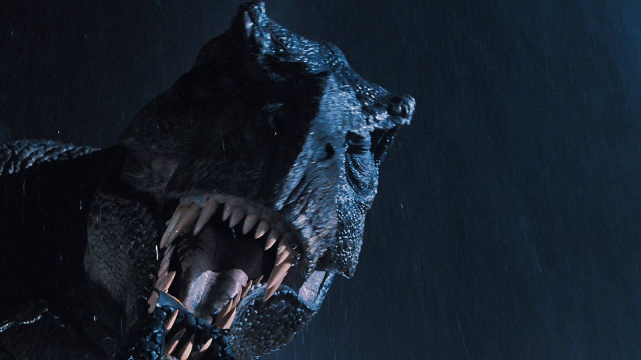 Jurassic Park: do you know the name of the T-Rex?  - Cinema News