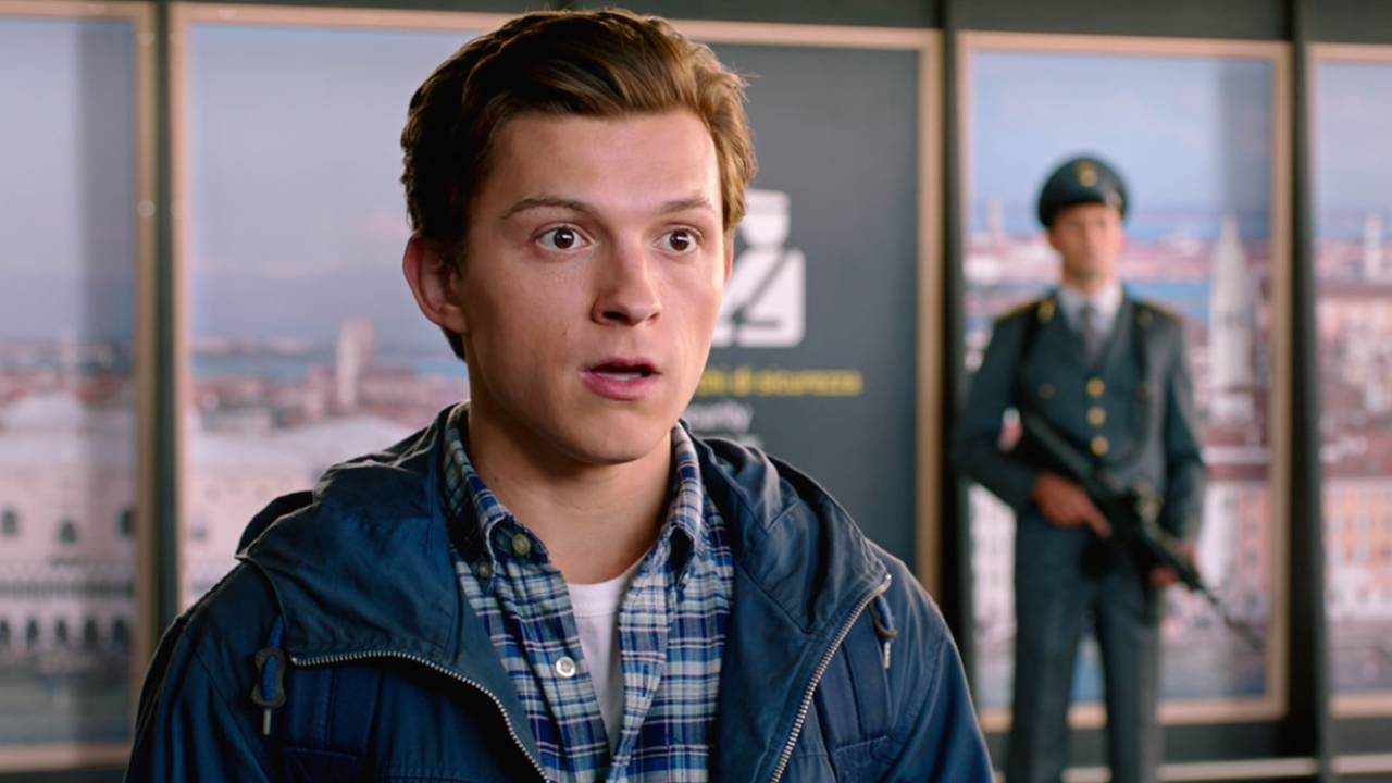 Star Wars 7: Tom Holland tells of his giggles during the casting