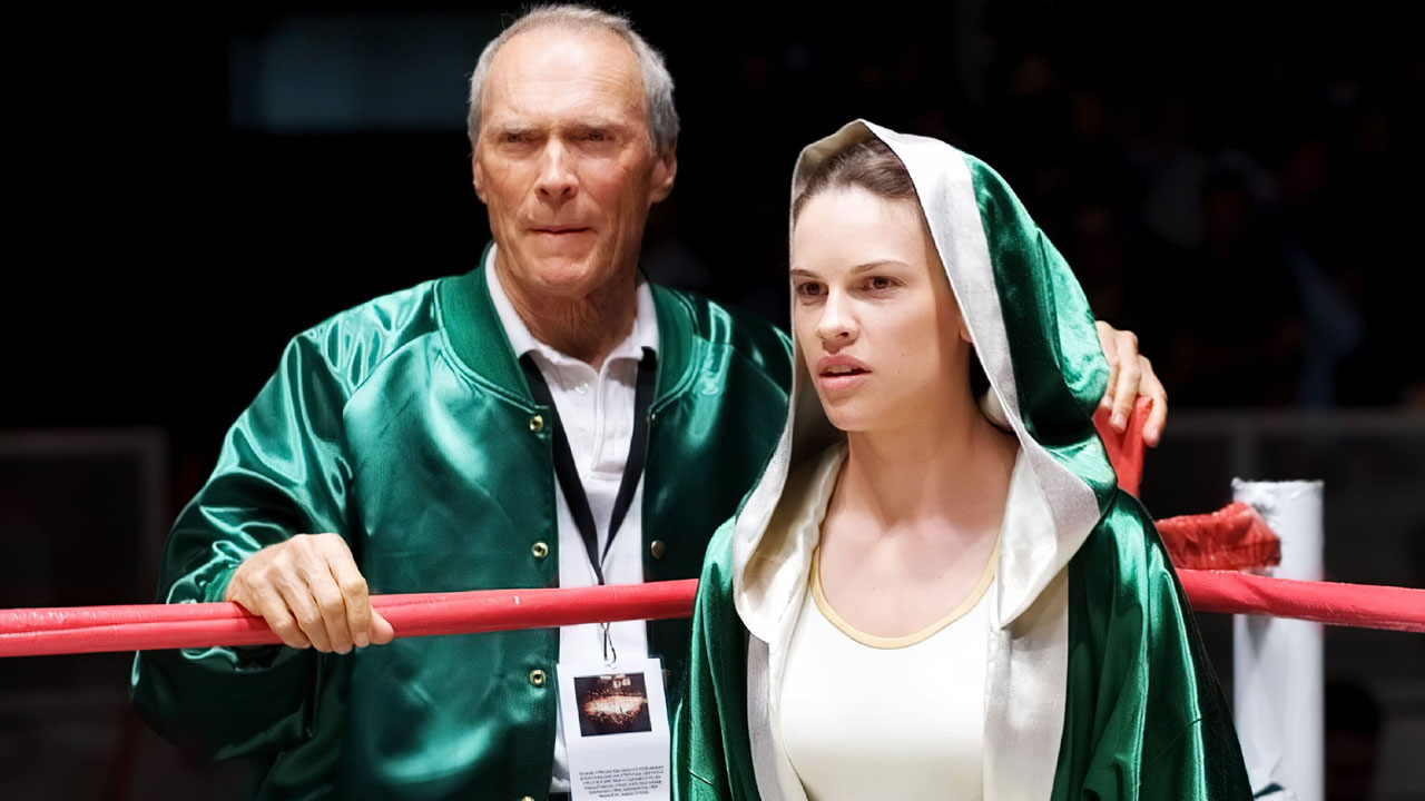 Million Dollar Baby on Chérie 25: a look back at Hilary Swank's intensive training