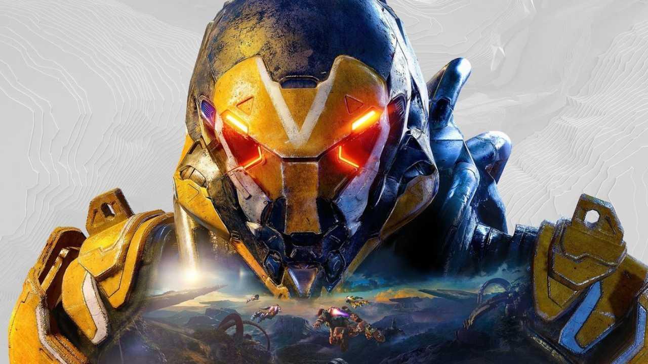 Anthem: Bioware studio stops work on game overhaul