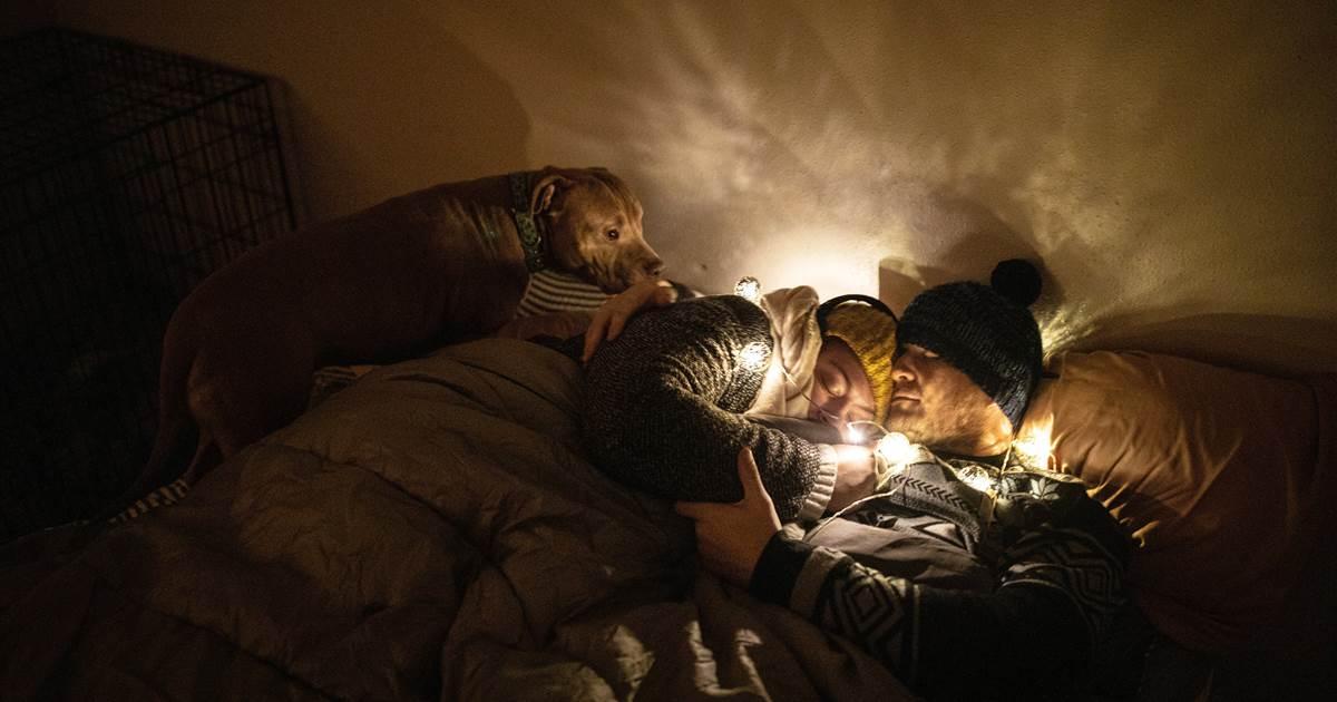 Texas TikTokers capture historic storm's destruction