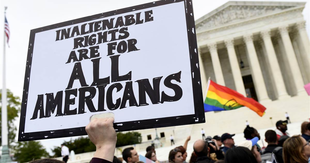 Biden and Democrats in Congress voting for Equality Act are undermining religious rights