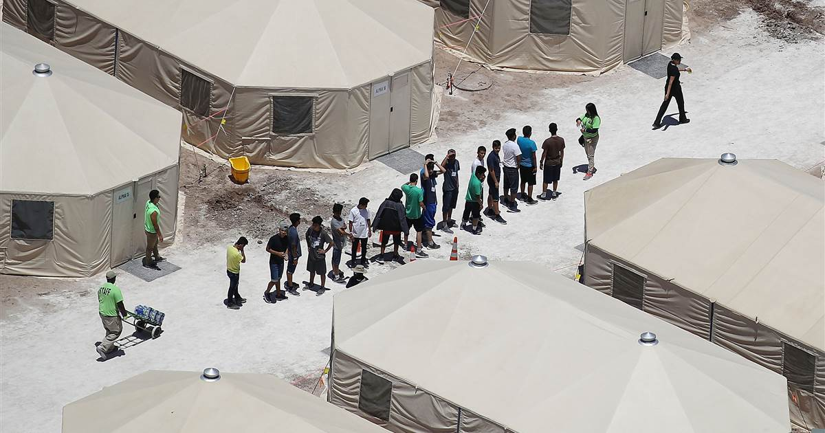 Parents of 7 more separated migrant children have been found, lawyer says
